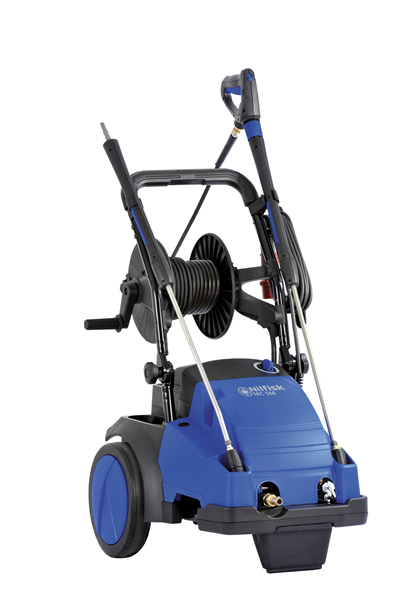 Product, Pressure washers, Mobile pressure washers, Mobile cold water pressure washers, Medium, Nilfisk, MC 5M-200/1000 XT 400/3/50 EU