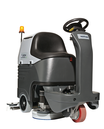 Product, Floor cleaning, Scrubber dryers, Stand-on/ride-on scrubber dryers, Nilfisk, SCRUBBER BR 652