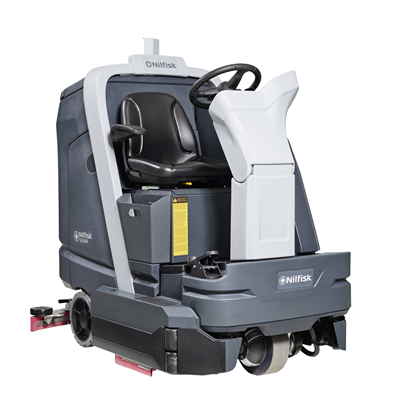 Product, Floor cleaning, Scrubber dryers, Stand-on and ride-on scrubber dryers, Nilfisk, SC6000 1050 D
