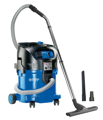 Product, Vacuum cleaners, Industrial vacuum cleaners, Single-phase wet & dry, Nilfisk, ATTIX 30-21 PC 230V 50HZ EU