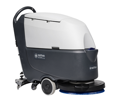 Product, Floor cleaning, Scrubber dryers, Walk-behind scrubber and dryers, Medium walk-behind scrubber and dryers, Nilfisk, SC530 53 B AP
