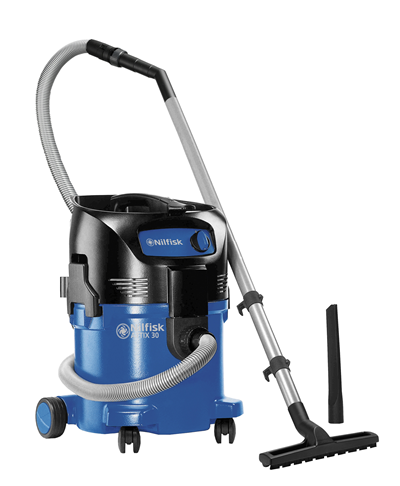 Product, Vacuum cleaners, Industrial vacuum cleaners, Single-phase wet & dry, Nilfisk, ATTIX 30-01 220-240V 50/60HZ EU