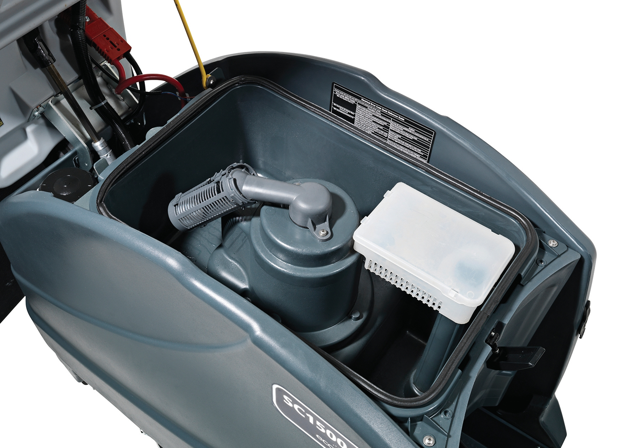 Product, Floor Cleaning, Scrubbers, Rider Scrubbers, Nilfisk, SC1500 20D ECOFLE W208 OBC MGB