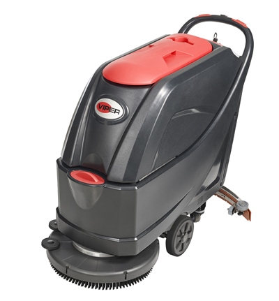 Product, Floor cleaning, Scrubber dryers, Walk-behind scrubber and dryers, Medium walk-behind scrubber and dryers, Nilfisk, AS5160T AGM PKG