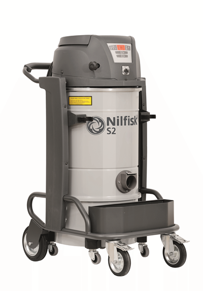 Product, Vacuum cleaners, Industrial vacuum cleaners, Hazardous dust, Single-phase, Nilfisk, CFM S2 L40 HC