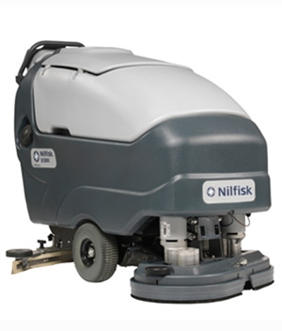 Product, Floor cleaning, Scrubber dryers, Walk-behind scrubber dryers, Large walk-behind scrubber dryers, Nilfisk, SC800-71