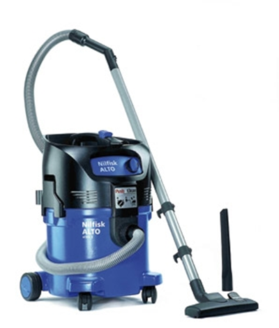 Product, Vacuum cleaners, Industrial vacuum cleaners, Single-phase wet & dry, Nilfisk, ATTIX 30-01 PC 110V 50HZ GB