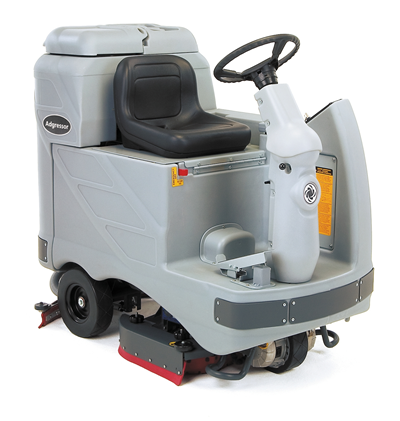 Product, Floor cleaning, Scrubber dryers, Stand-on and ride-on scrubber dryers, Nilfisk, ADGRESSOR 3520D 310AH OBC