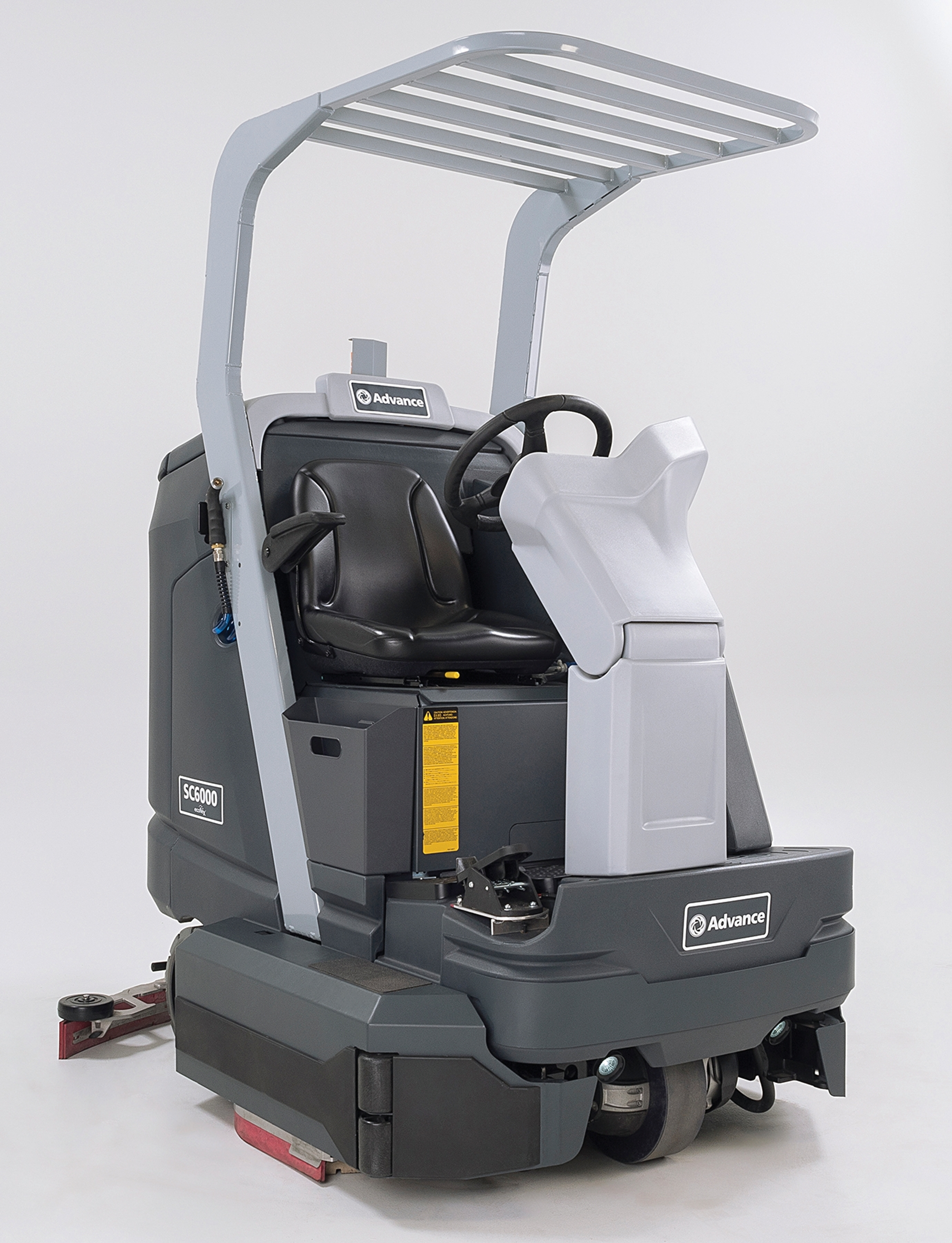 Product, Floor Cleaning, Scrubbers, Rider Scrubbers, Nilfisk, SC6000 36C 310 AH OBC