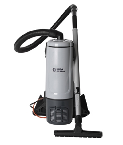 Product, Vacuum cleaners, Commercial vacuum cleaners, Dry vacuum cleaners, Nilfisk, GD10 BACK JP