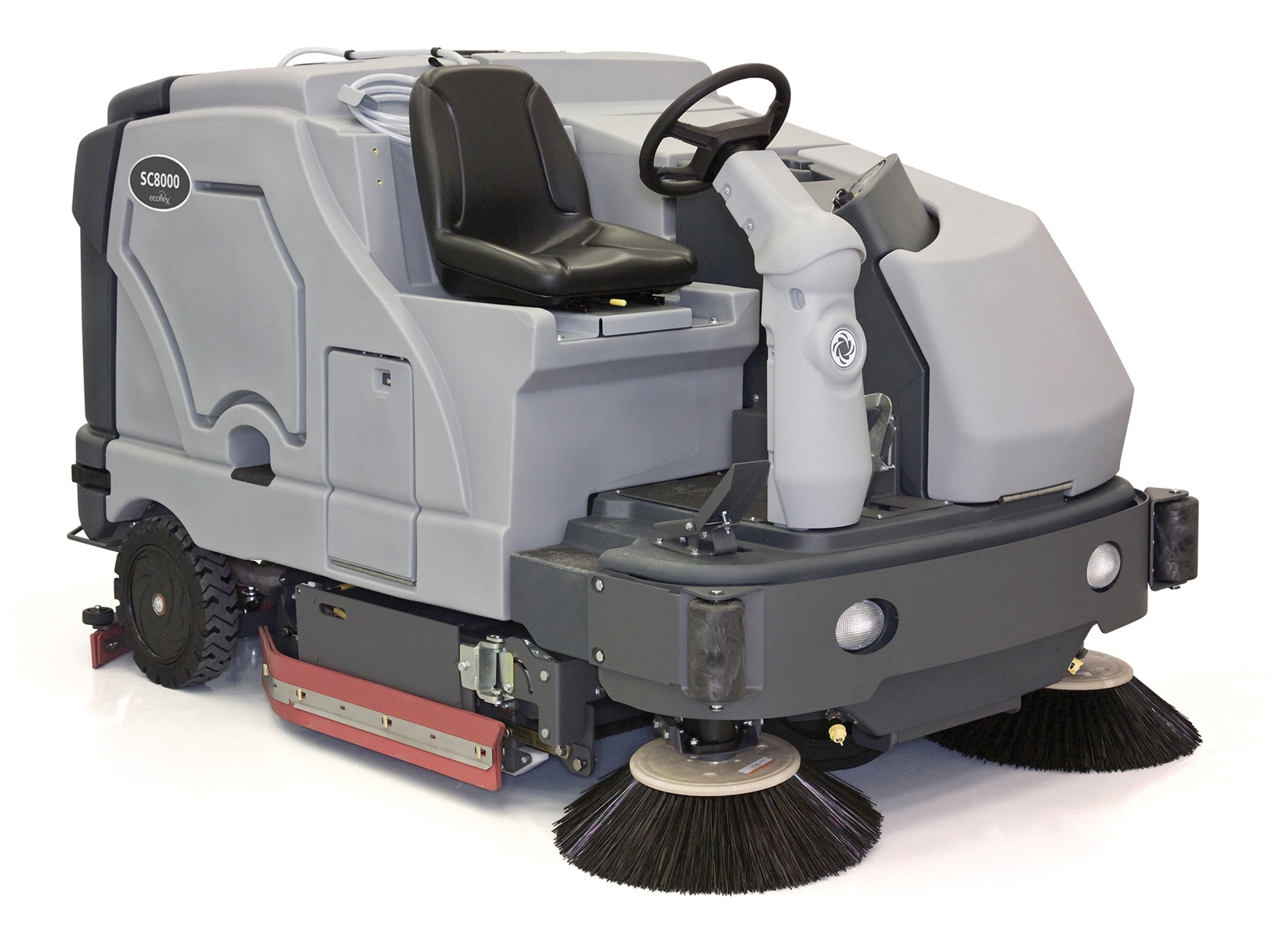 Product, Floor cleaning, Scrubber dryers, Stand-on and ride-on scrubber dryers, Nilfisk, SC8000 62 LPG ECOFLEX PKG