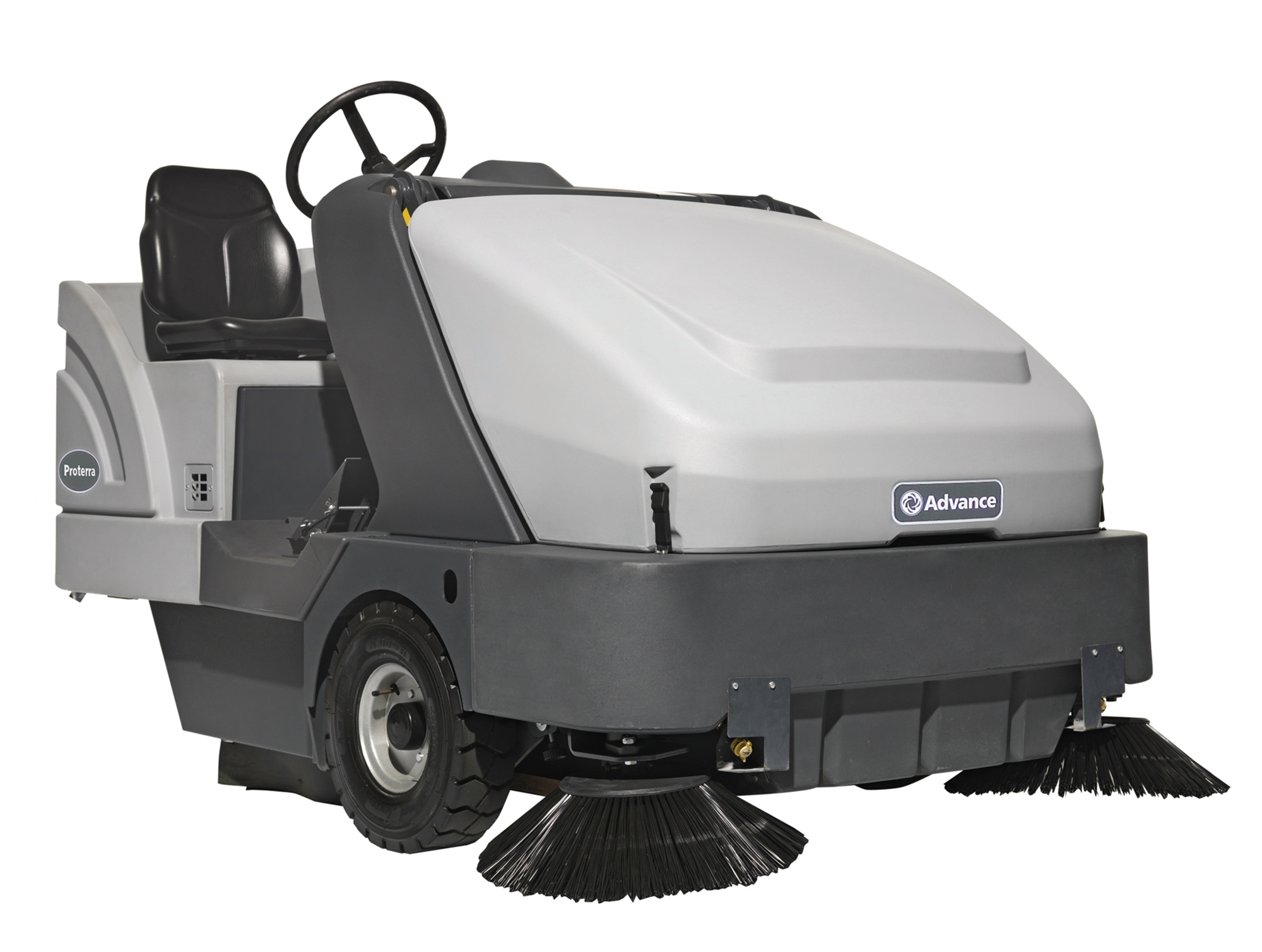 Product, Floor Cleaning, Sweepers, Rider Sweepers, Nilfisk, PROTERRA 5130 B