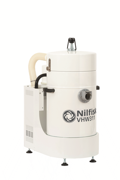 Product, Vacuum cleaners, Industrial vacuum cleaners, Food, pharma and OEM, Nilfisk, VHW311 T AD