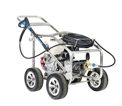 Product, Pressure washers, Petrol/diesel driven pressure washers, Nilfisk, MC 5M-290/1050 PE CAGE