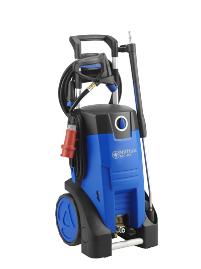 Product, Pressure washers, Mobile pressure washers, Mobile cold water pressure washers, Medium, Nilfisk, MC 4M-160/620 240/1/50 AU