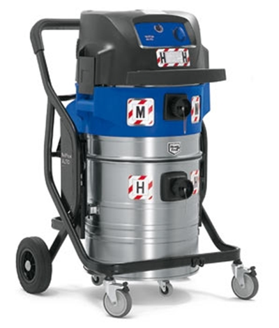 Product, Vacuum cleaners, Industrial vacuum cleaners, Health and safety wet & dry, Nilfisk, ATTIX 965-0H/M SD XC 230/1/50 EU