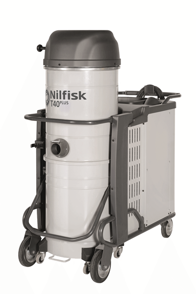 Product, Vacuum cleaners, Industrial vacuum cleaners, Explosion-proof, Three-phase, Nilfisk, T40PLUS L100 LC Z22 EXA