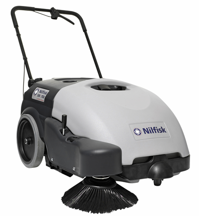 Product, Floor cleaning, Sweepers, Walk-behind sweepers, Nilfisk, SWEEPER SW750 W/O BATTERY
