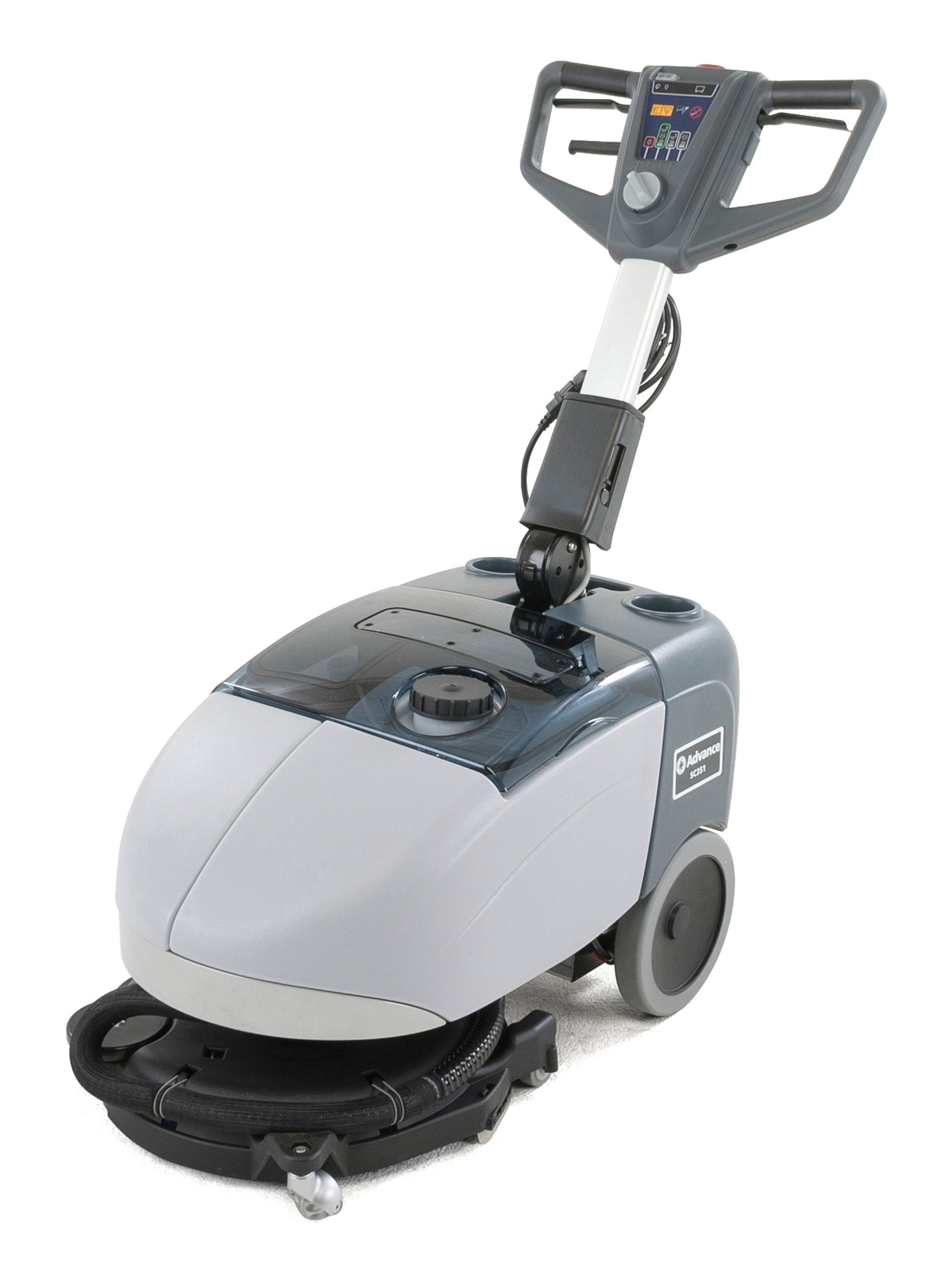 Product, Floor Cleaning, Scrubbers, Walk-behind Scrubbers, Nilfisk, SC351