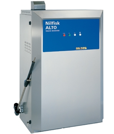 Product, Pressure Cleaners, Stationary pressure cleaners, Stationary hot water pressure washers, Nilfisk, SH TRUCK 7P-175/1260