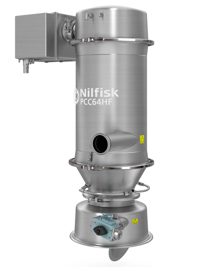Product, Vacuum cleaners, Industrial vacuum cleaners, Pneumatic conveyors, Nilfisk, PCC64HF00 D63 Z21