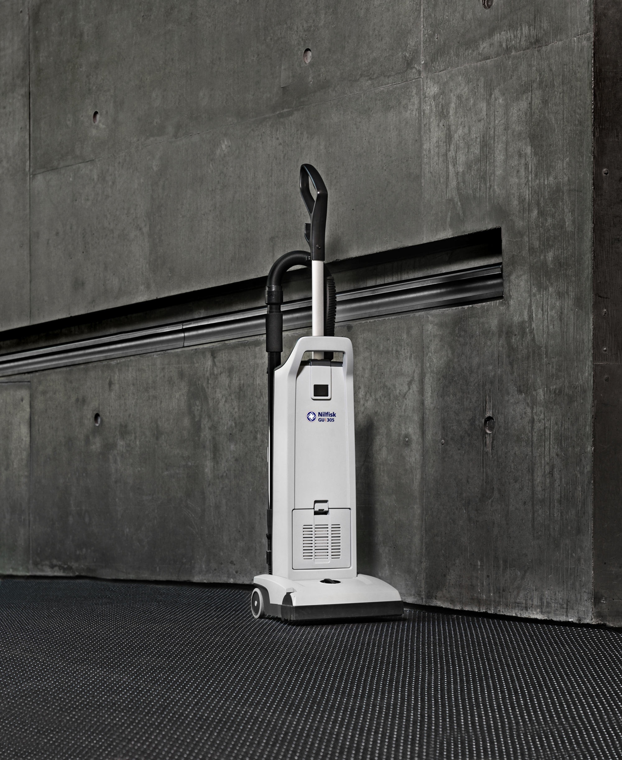 Product, Vacuum cleaners, Commercial vacuum cleaners, Upright vacuum cleaners, Nilfisk, GU 455-DUAL INT EU