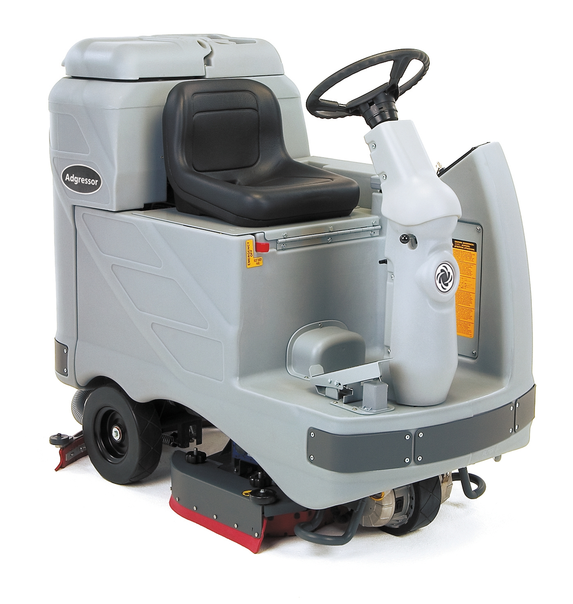 Product, Floor cleaning, Scrubber dryers, Stand-on and ride-on scrubber dryers, Nilfisk, ADGRESSOR X3520C 420AH SC