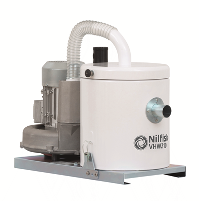 Product, Vacuum cleaners, Industrial vacuum cleaners, Food, pharma and OEM, Nilfisk, VHW210