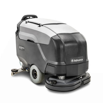 Product, Floor Cleaning, Scrubbers, Walk-behind Scrubbers, Large, Nilfisk, SC901 34D W310 SC PH