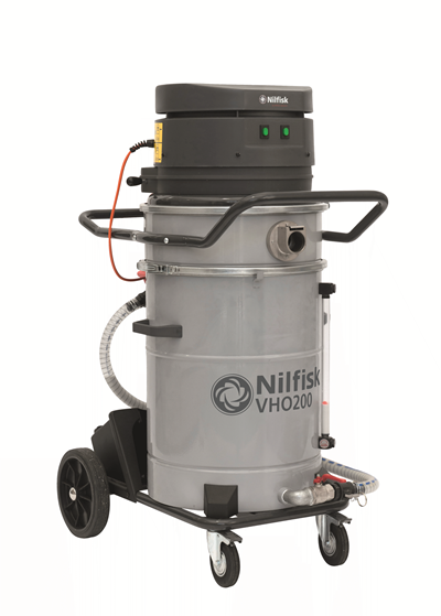 Product, Vacuum cleaners, Industrial vacuum cleaners, Oil and shavings, Nilfisk, VHO200