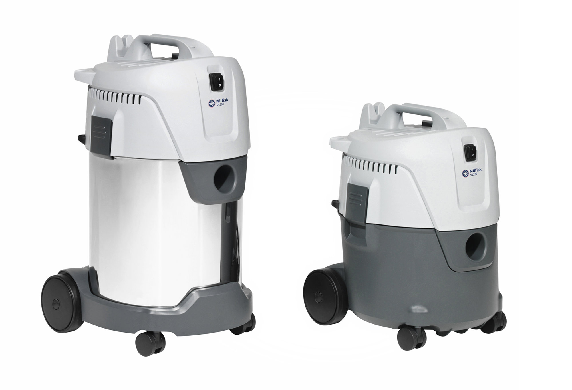 Product, Vacuum cleaners (1), Commercial vacuum cleaners, Wet and dry vacuum cleaners, Nilfisk, VL200 20 PC