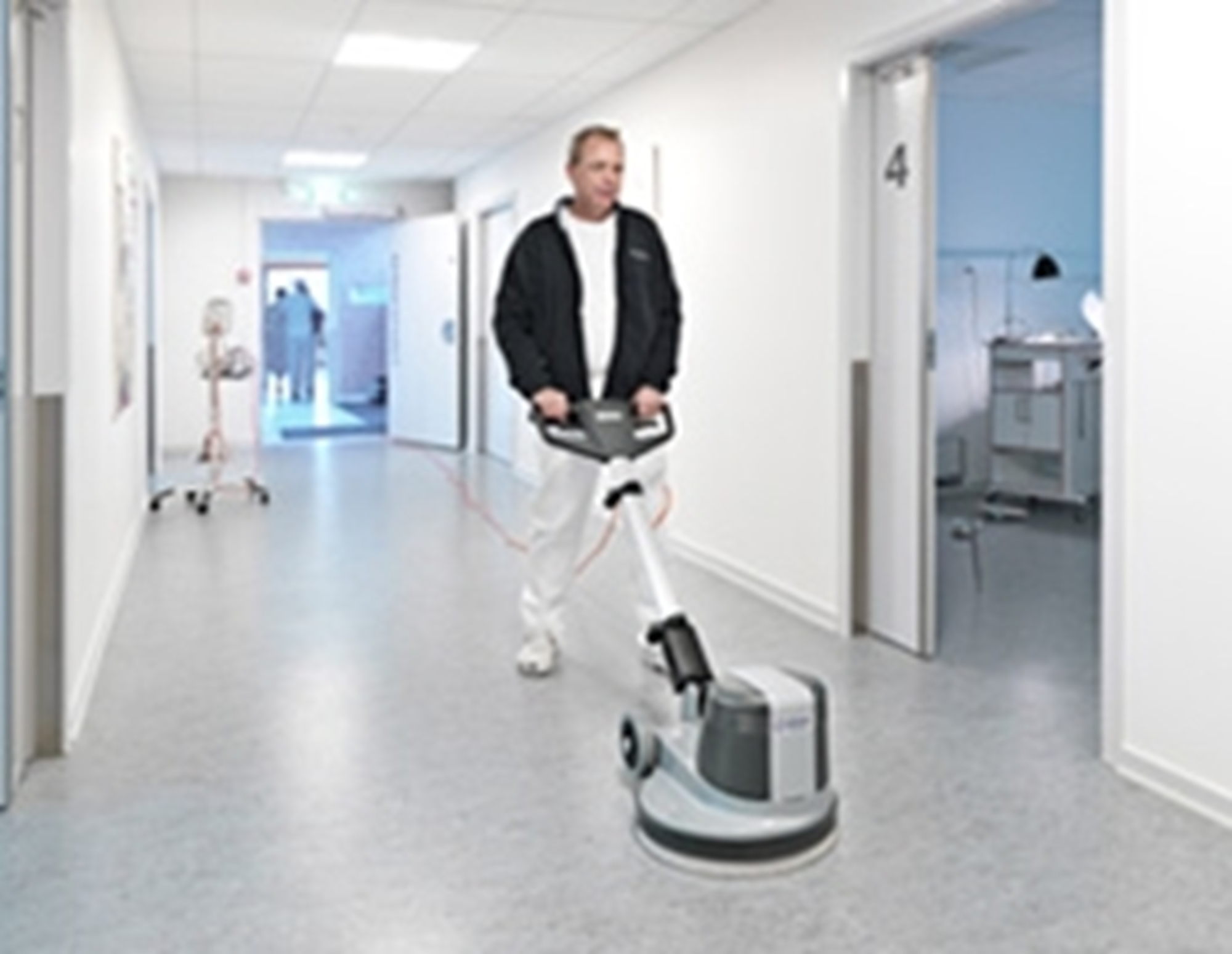 Product, Floor cleaning, Single discs, High speed, Nilfisk, FM400 H
