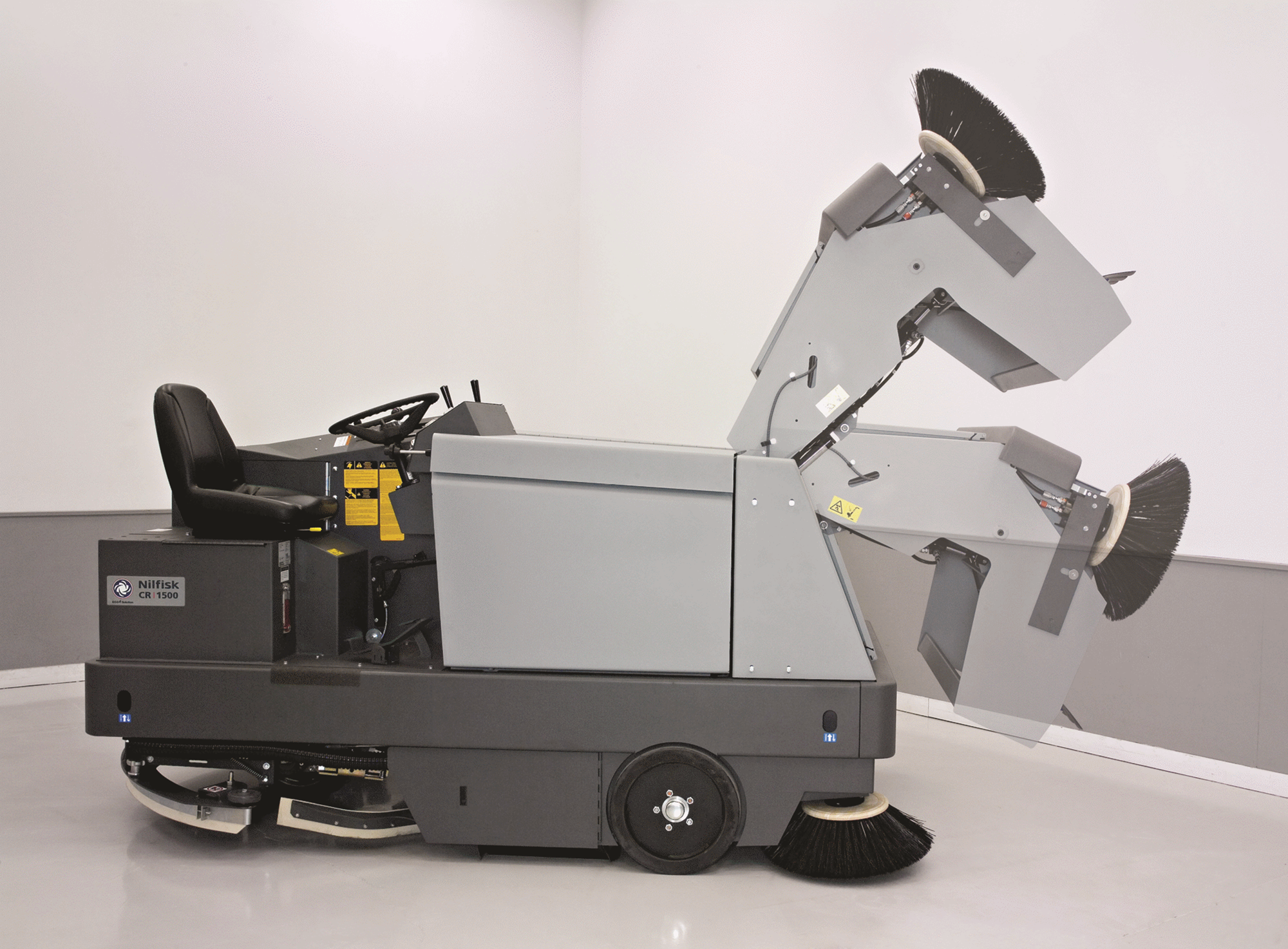 Product, Floor cleaning, Combination machines, Nilfisk, CR1500 LPG