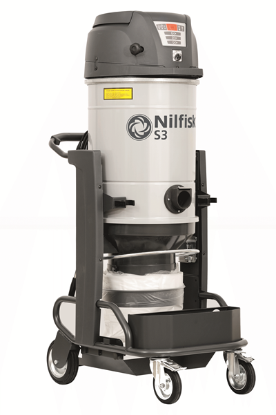 Product, Vacuum cleaners, Industrial vacuum cleaners, Single-phase wet & dry, Nilfisk, C_S3 GU FM