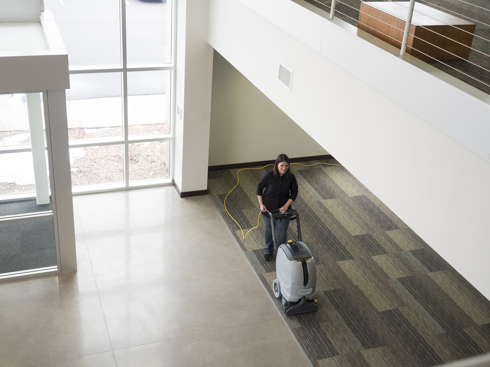 Product, Floor cleaning, Carpet extractors, Nilfisk, ES300 NILFISK