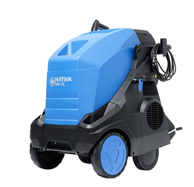 Product, Pressure washers, Mobile pressure washers, Mobile hot water pressure washers, Compact, Nilfisk, MH 3C-90/670 PAX 230/1/50 UK