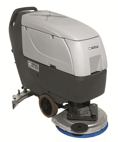 Product, Floor cleaning, Scrubber dryers, Walk-behind scrubber dryers, Medium walk-behind scrubber dryers, Nilfisk, CA551