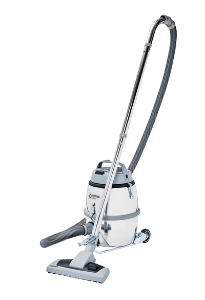 Product, Vacuum cleaners, Industrial vacuum cleaners, Single-phase wet & dry, Nilfisk, GM 80 110-120V US HEPA