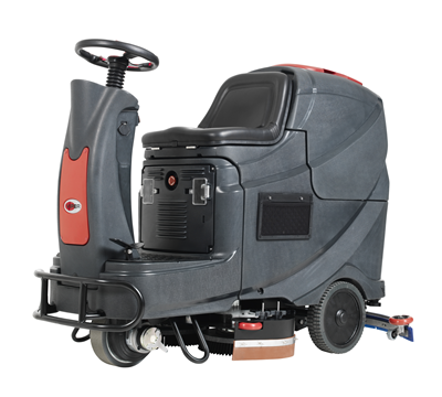 Product, Floor cleaning, Scrubber dryers, Stand-on and ride-on scrubber dryers, Nilfisk, AS 710R