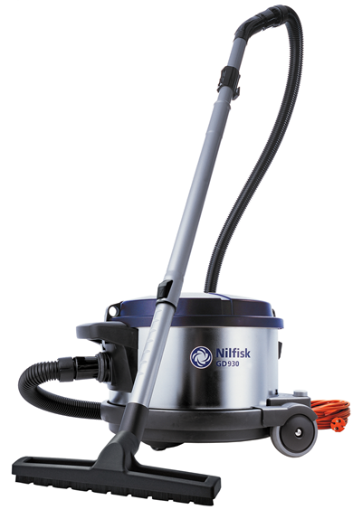 Product, Vacuum cleaners, Commercial vacuum cleaners, Dry vacuum cleaners, Nilfisk, GD 930 S110