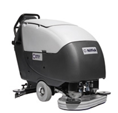 Product, Floor cleaning, Scrubber dryers, Walk-behind scrubber dryers, Large walk-behind scrubber dryers, Nilfisk, SCRUBBER BA 751