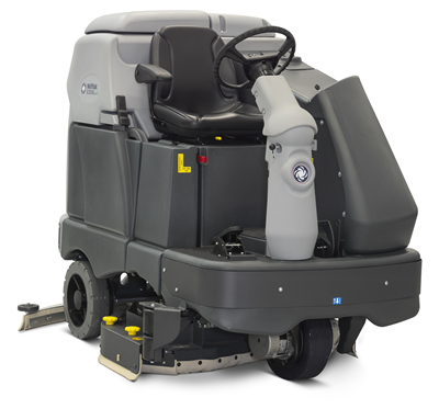 Product, Floor cleaning, Scrubber dryers, Stand-on/ride-on scrubber dryers, Nilfisk, SC6500 1300D