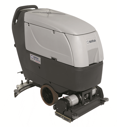 Product, Floor cleaning, Scrubber dryers, Walk-behind scrubber dryers, Medium walk-behind scrubber dryers, Nilfisk, SCRUBBER BA 551C D