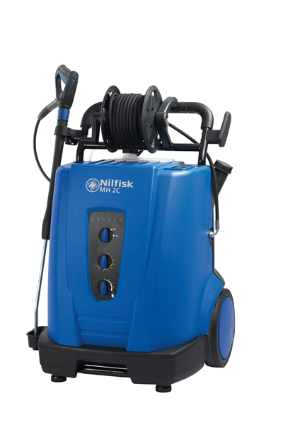 Product, Pressure washers, Mobile pressure washers, Mobile hot water pressure washers, Compact, Nilfisk, MH 2C-170/690 X 230-400/3/50 NO