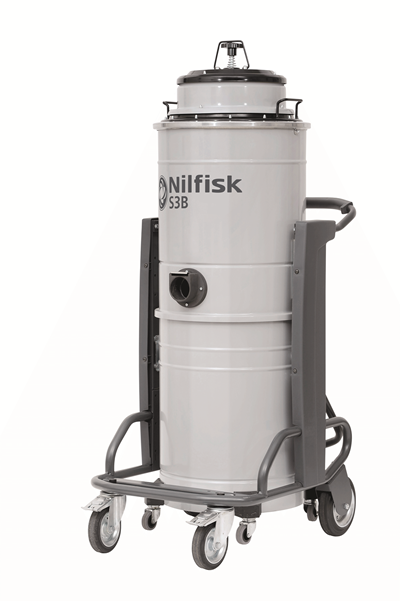 Product, Vacuum cleaners, Industrial vacuum cleaners, Single-phase wet and dry, Nilfisk, S3B L100