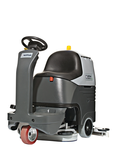 Product, Floor cleaning, Scrubber dryers, Stand-on/ride-on scrubber/dryers, Nilfisk, BR752