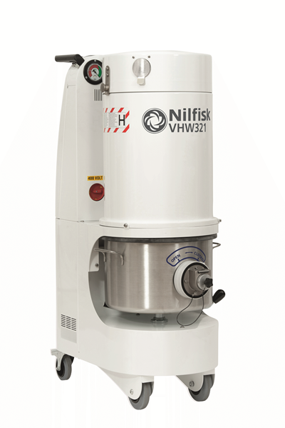 Product, Carpet Cleaning, Industrial vacuum cleaners, Food, pharma and OEM, Nilfisk, VHW321N7AXXX