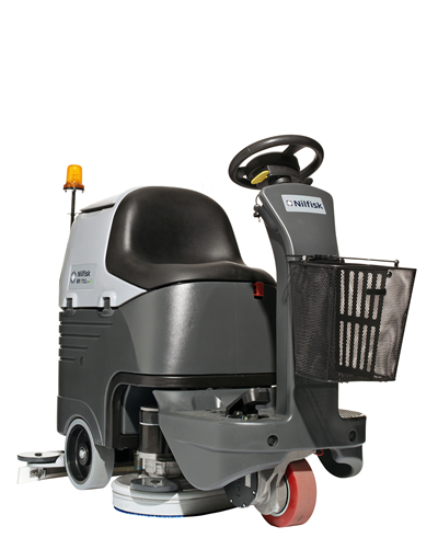 Product, Floor cleaning, Scrubber dryers, Stand-on/ride-on scrubber dryers, Nilfisk, BR 752 G180 BR SC RUSSIA