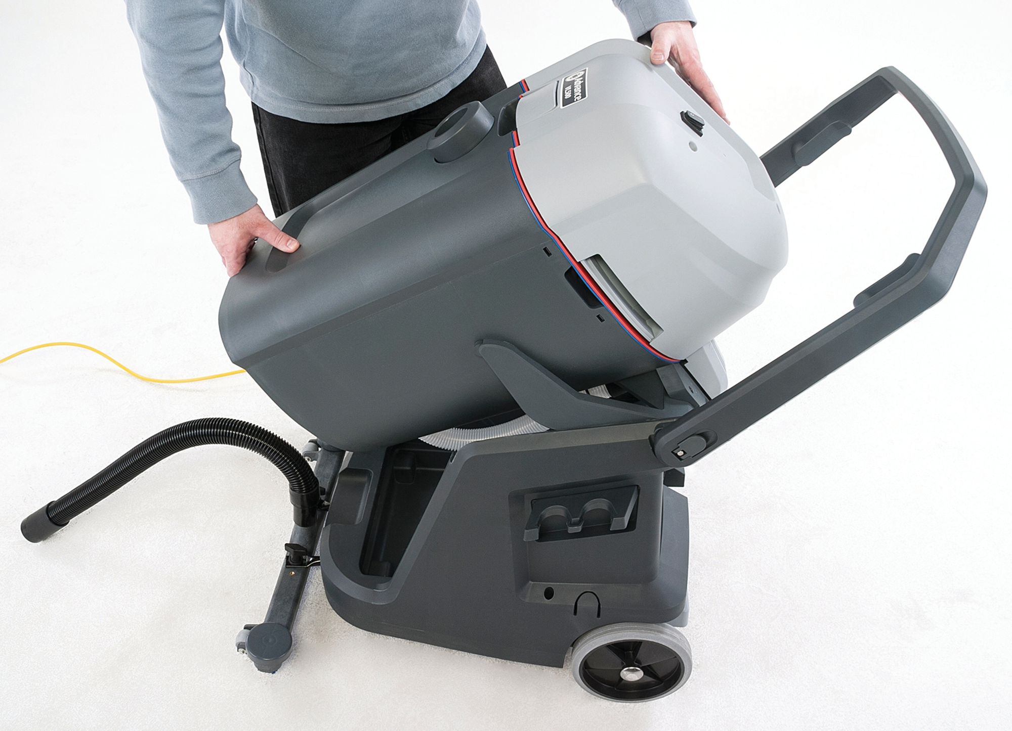 Product, Vacuum cleaners, Commercial vacuum cleaners, Wet and dry vacuum cleaners, Nilfisk, VL500-35 EDF 120V/60HZ US