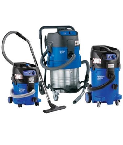 Product, Vacuum cleaners, Industrial vacuum cleaners, Health and safety wet & dry, Nilfisk, ATTIX 30-0H PC 110V 50HZ GB